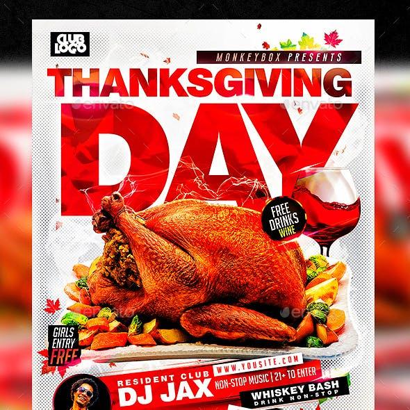 Thanksgiving Day Konnekt