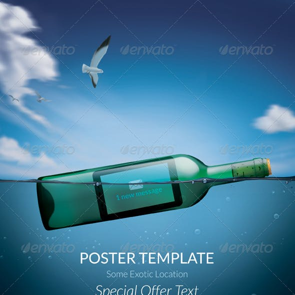 Exotic Poster Template