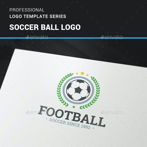 Soccer Ball Logo Template