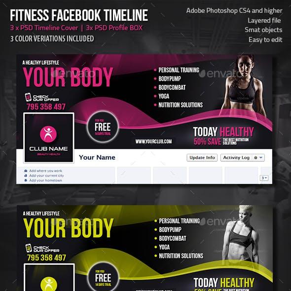 Fitness Facebook Timeline