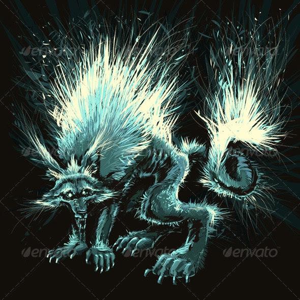 Werewolf - Monsters Characters
