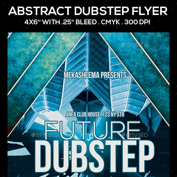 Future Dubstep Flyer