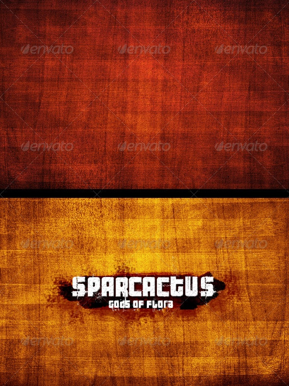 Grunge Texture - Wood Textures