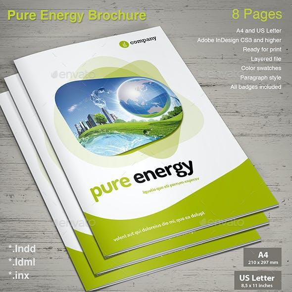 Brochure Pure Energy