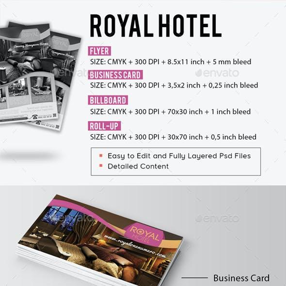 Royal Hotel Set