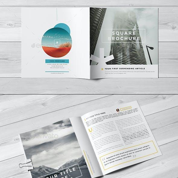 Modern Brochure / Catalog Template