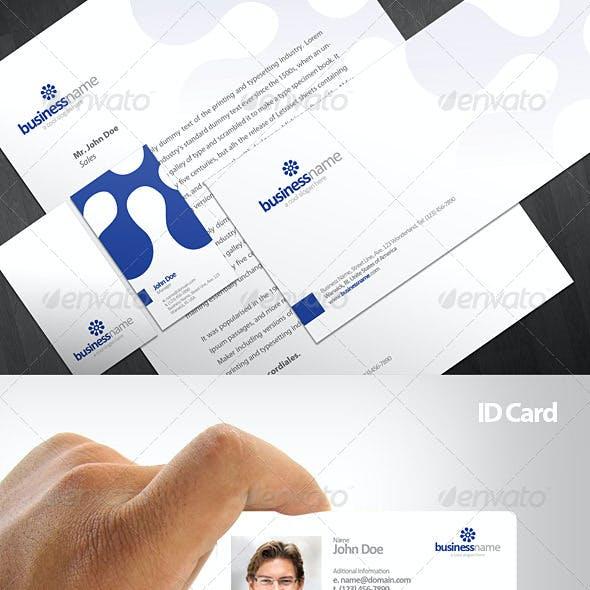 Katra Corporate Identity Pack