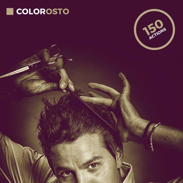 Colorosto - 150 Photoshop Actions