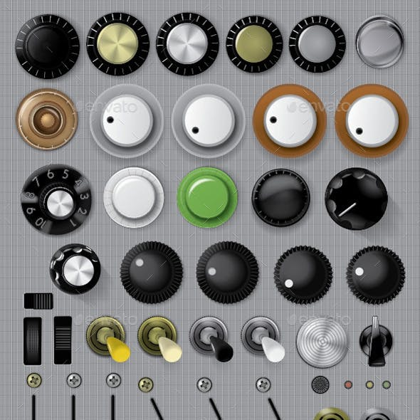 Switches and Knobs