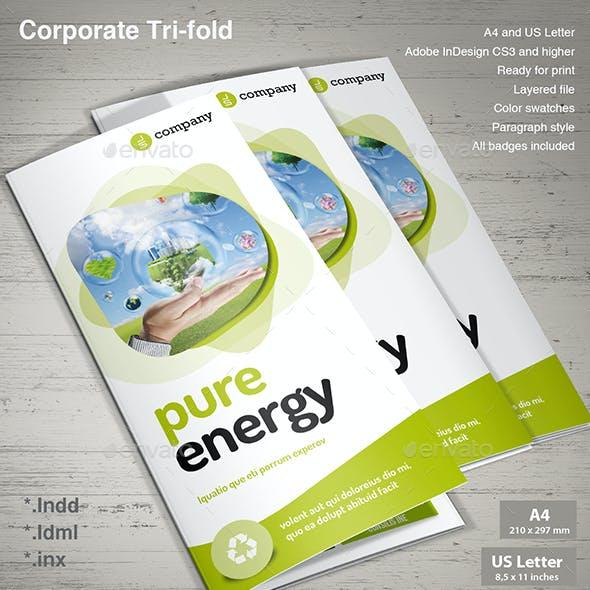 Tri-fold Pure Energy