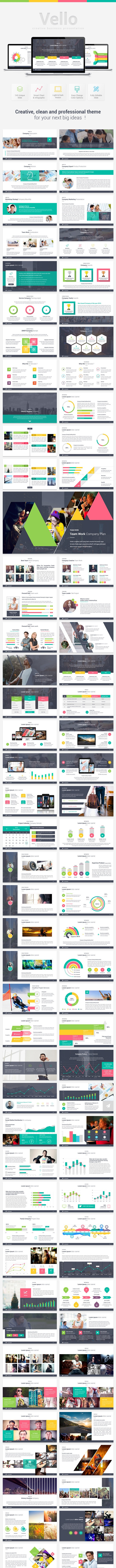 Vello Powerpoint Template - Business PowerPoint Templates