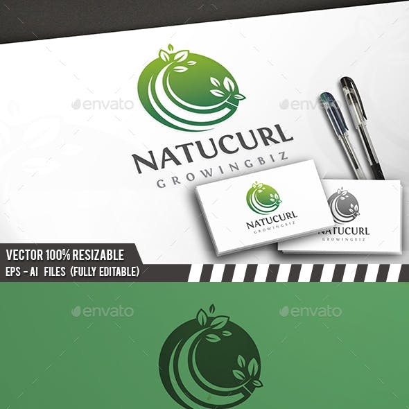 Natural Growing Logo