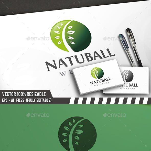 Nature Ball Logo