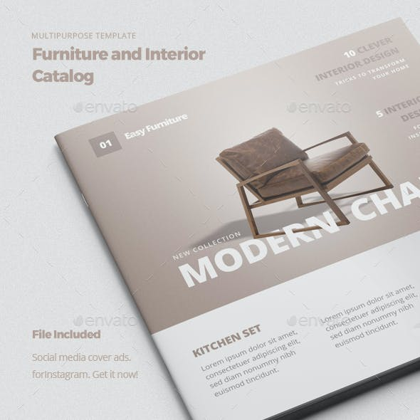 Furniture and Interior Catalog