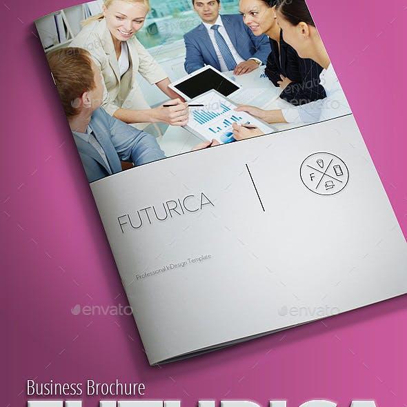 FUTURICA - Modern Business Brochure