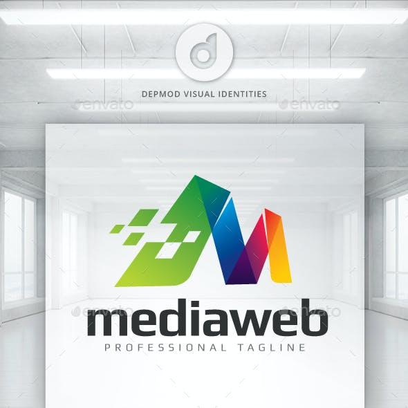 Media Web Logo