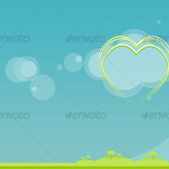 Green Love - Minimal