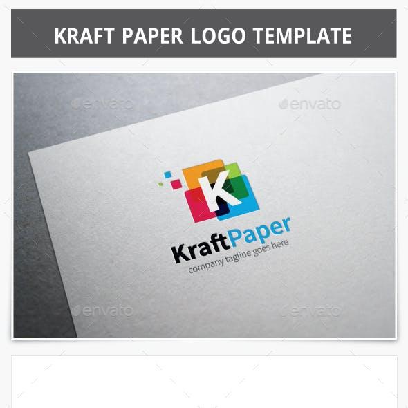 Kraft Paper Logo