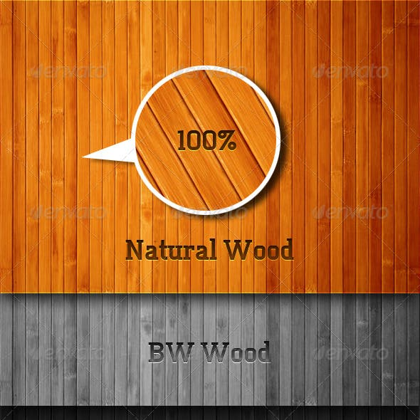 Linear Wood Texture