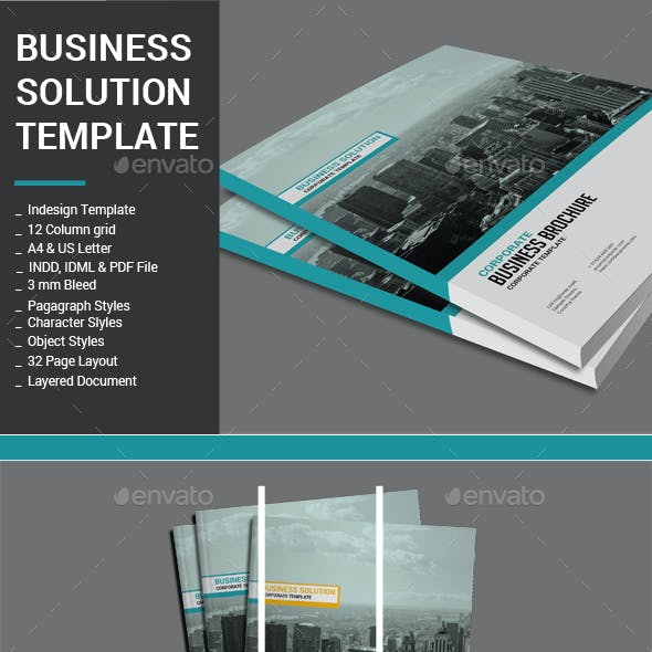 Business Solution Template