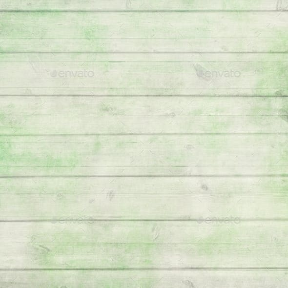 Spring Shabby Chic Wood Background