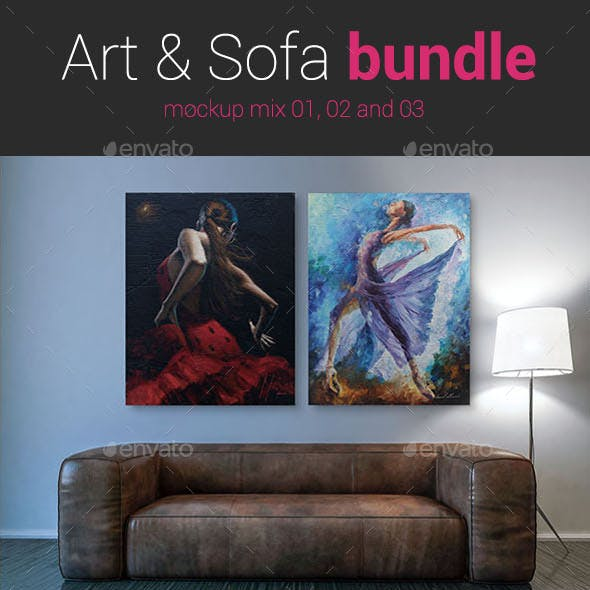 Art & Sofa Bundle