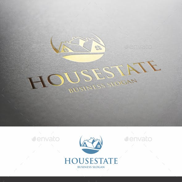 House Estate Logo