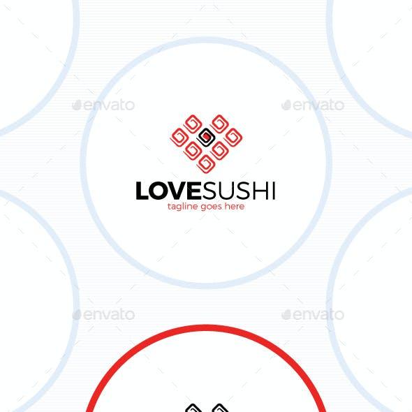 Sushi Love Logo