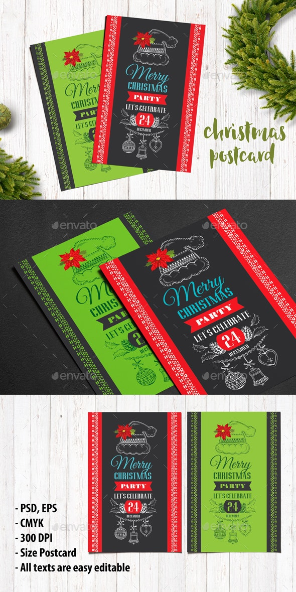 Christmas Greeting Cards - Holiday Greeting Cards