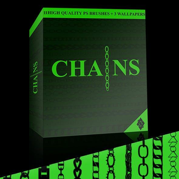 Chain Brushes I