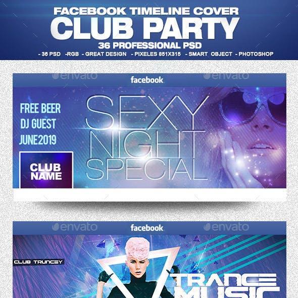 Facebook Club Party Bundle 1