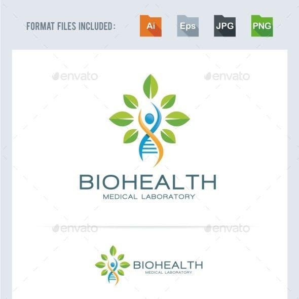 Bio Health - Medical Logo Template