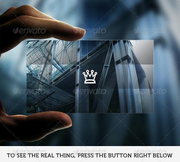Mosaic Business Card + BONUS! - Creative Business Cards