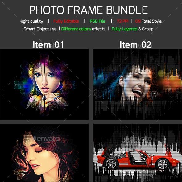 Photo Frame Bundle V_02