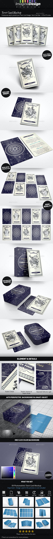 Tarot Card Mockup - Miscellaneous Print