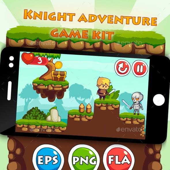 Knight Adventure Game Kit
