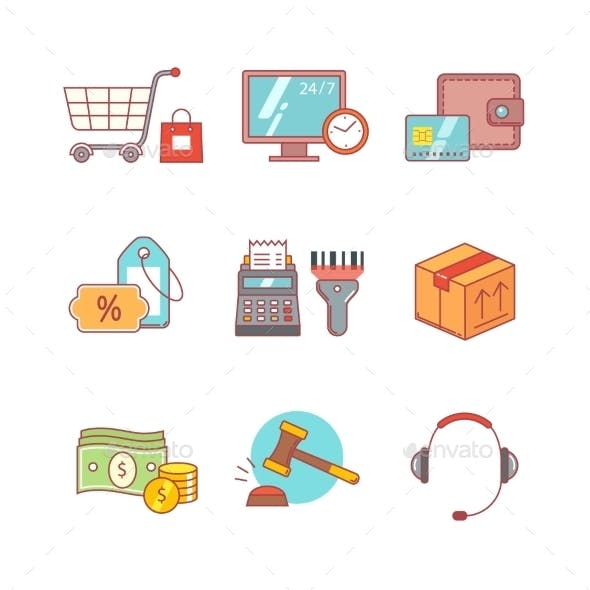 Product Retail Business, Internet Shopping