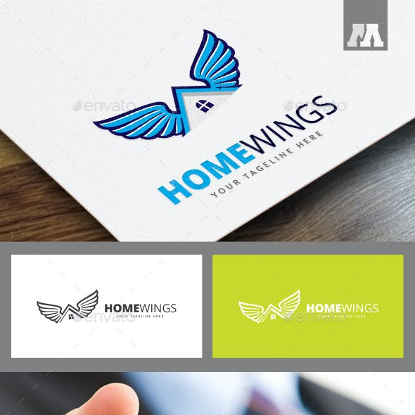 Home Wings Logo