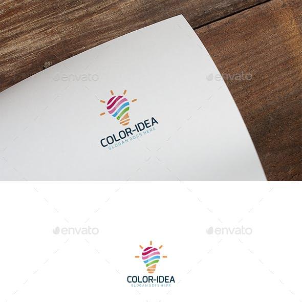 Color Idea Logo