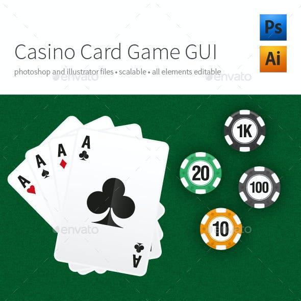 Casino Poker Card