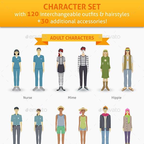 120 Character Set
