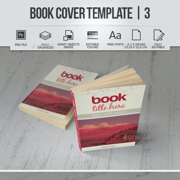 Book Cover Template | 3