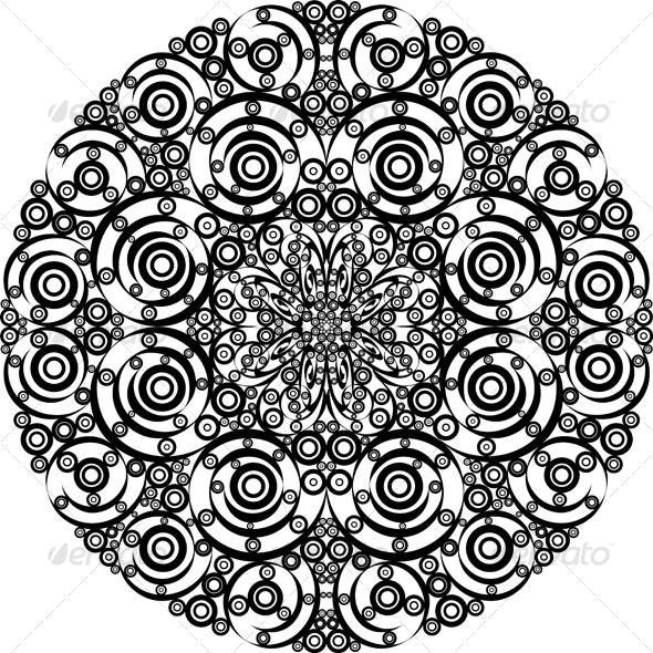 Ornamental Element - Decorative Symbols Decorative