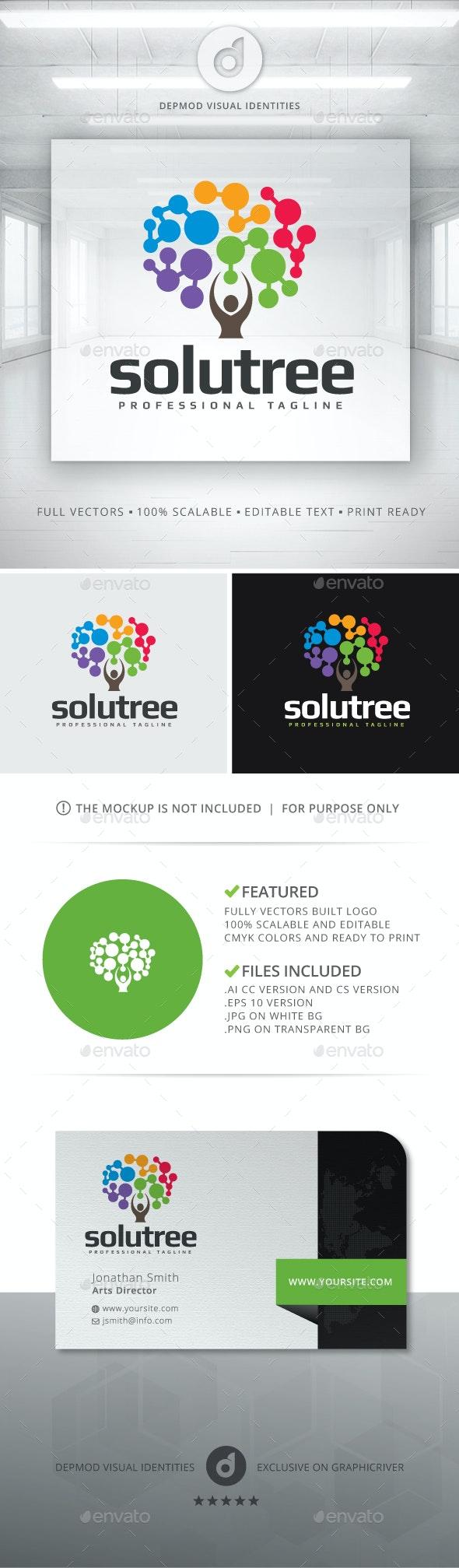 SoluTree Logo