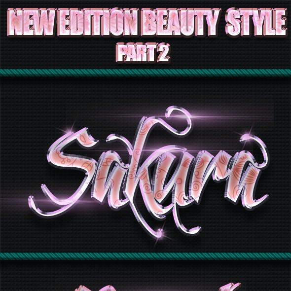 New Edition Beauty Styles Part 2