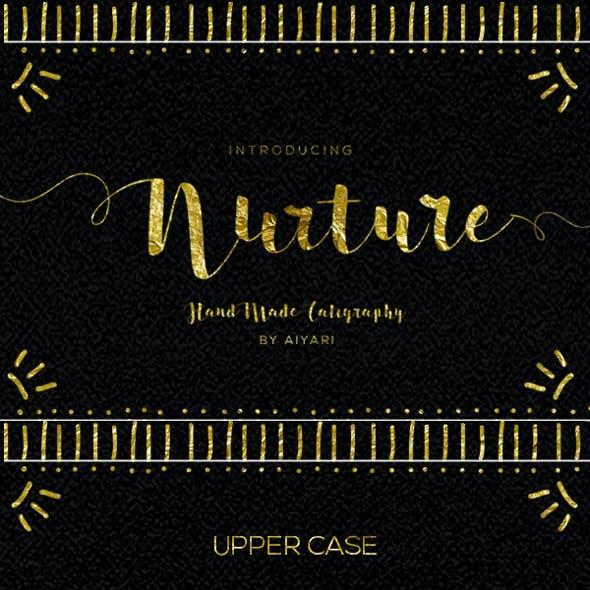 Nurture Font