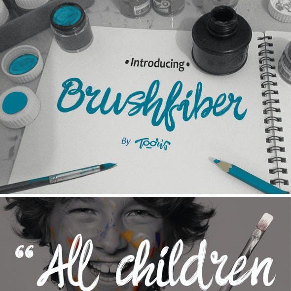 Brushfiber