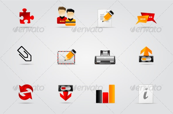 Melo Icon set. Website and Internet icon #5 - Web Icons