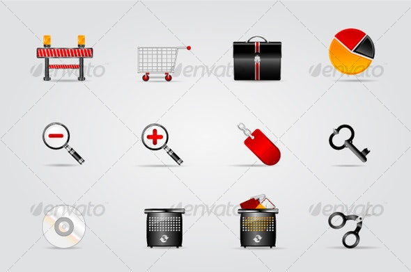 Melo Icon set. Website and Internet icon #6 - Web Icons