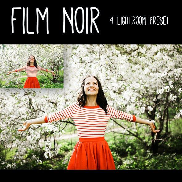 Film Noir Lightroom Presets
